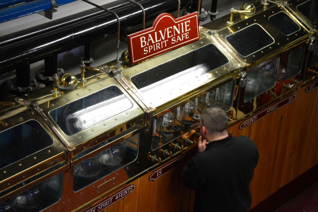 Spirit Safe at The Balvenie