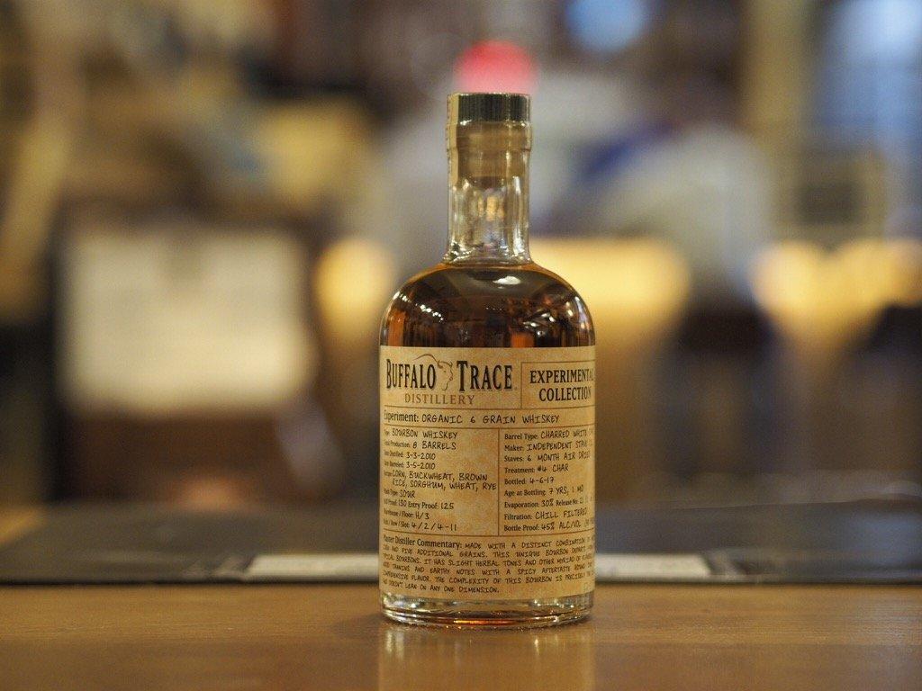 Buffalo Trace Experimental Collection - Organic 6 Grain Whiskey