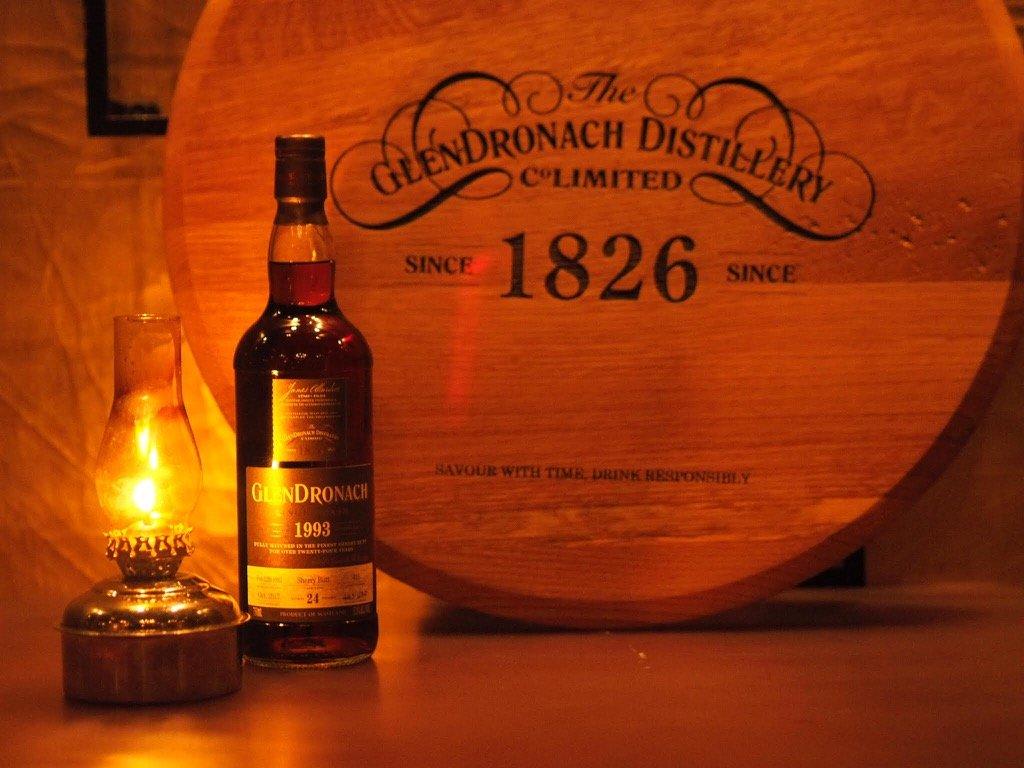GlenDronach Single Cask 1993 24 Years Old Cask #415