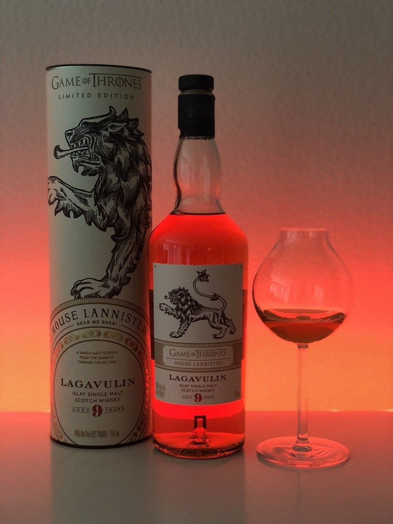 Lagavulin 9 Game Of Thrones Edition
