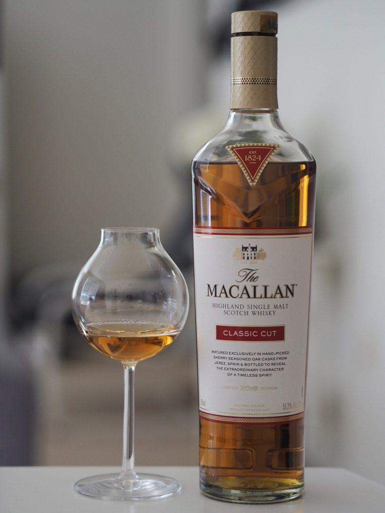 Macallan Classic Cut 2018