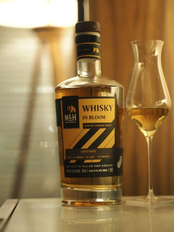 Milk & Honey - Whisky In Bloom -  Lightly Peated