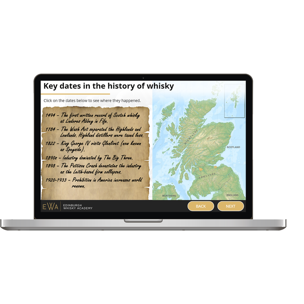 Edinburgh Whisky Academy Wants to Educate You!
