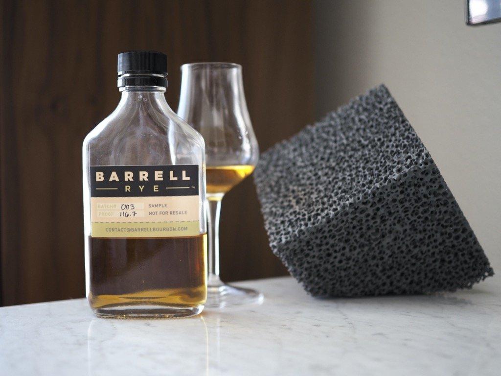 Barrell Rye Batch 003