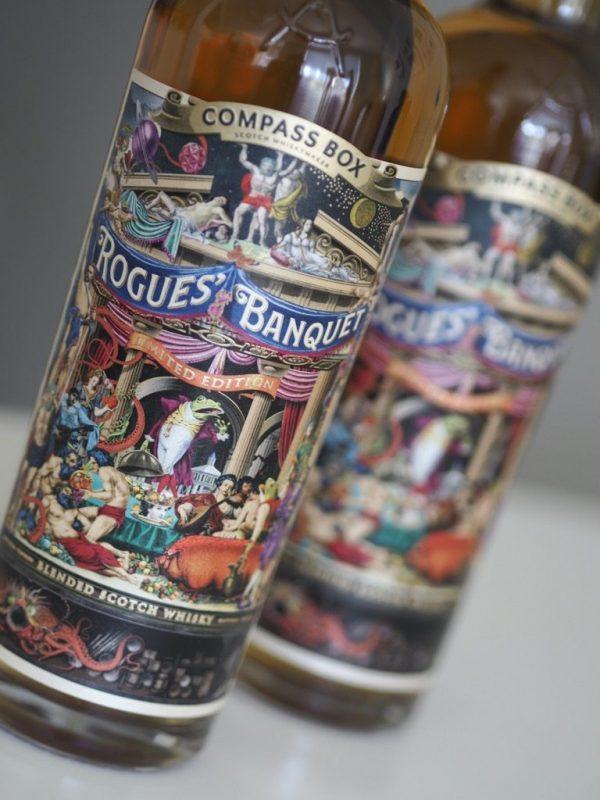 Compass Box Rogues' Banquet