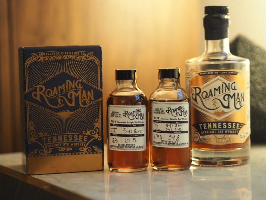 Roaming Man Rye Batch 9