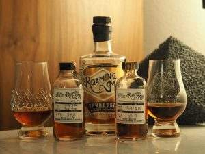 Roaming Man Tennessee Straight Rye Whiskey Batch 8