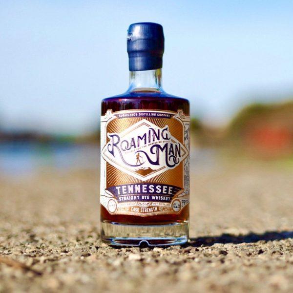 Roaming Man Rye Whiskey