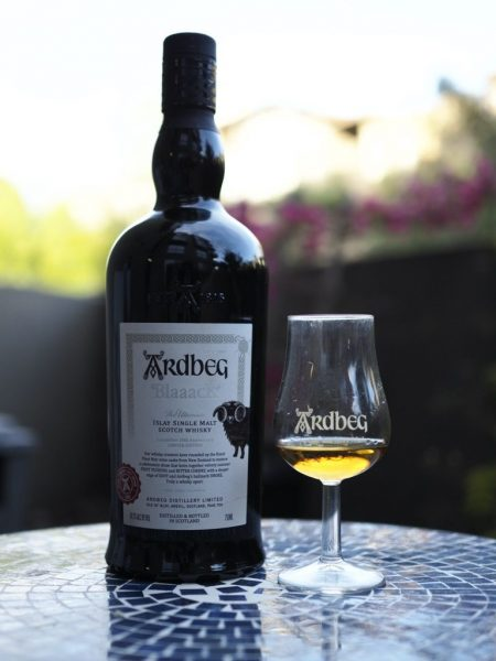 Ardbeg Blaaack Committee Bottling
