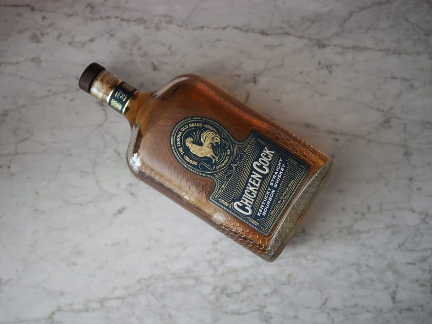 Chicken Cock Bourbon