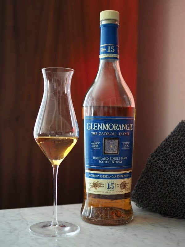 Glenmorangie Cadboll Estate 15 Year Old