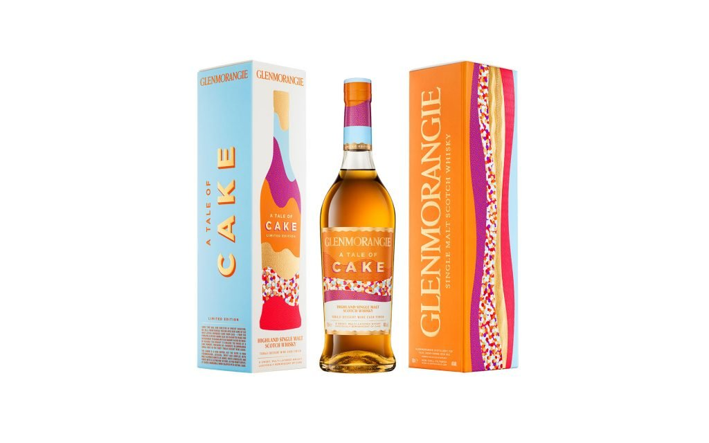 Glenmorangie A Tale of Cake Packaging