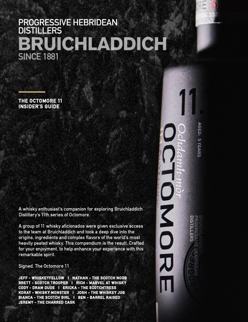 The Octomore 11