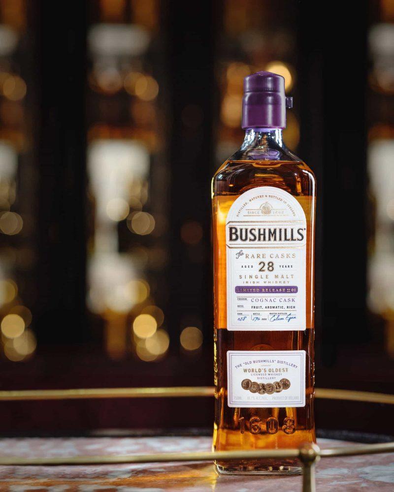 Bushmills 28 Year Old Cognac Cask Whiskey