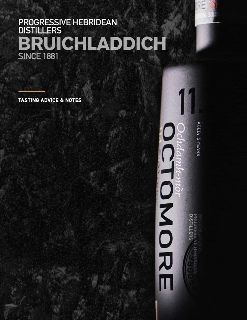 Octomore 11 - Tasting Advices and Notes