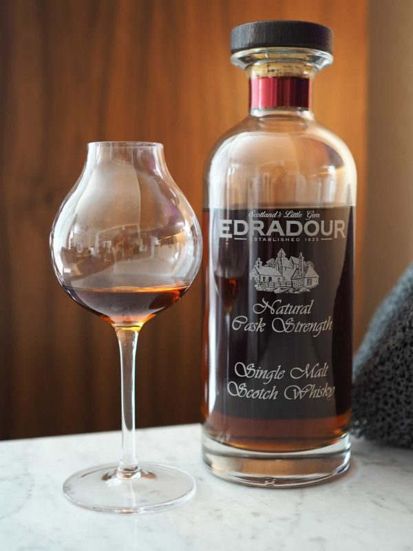 Edradour 2008 12 Year Old Sherry Cask