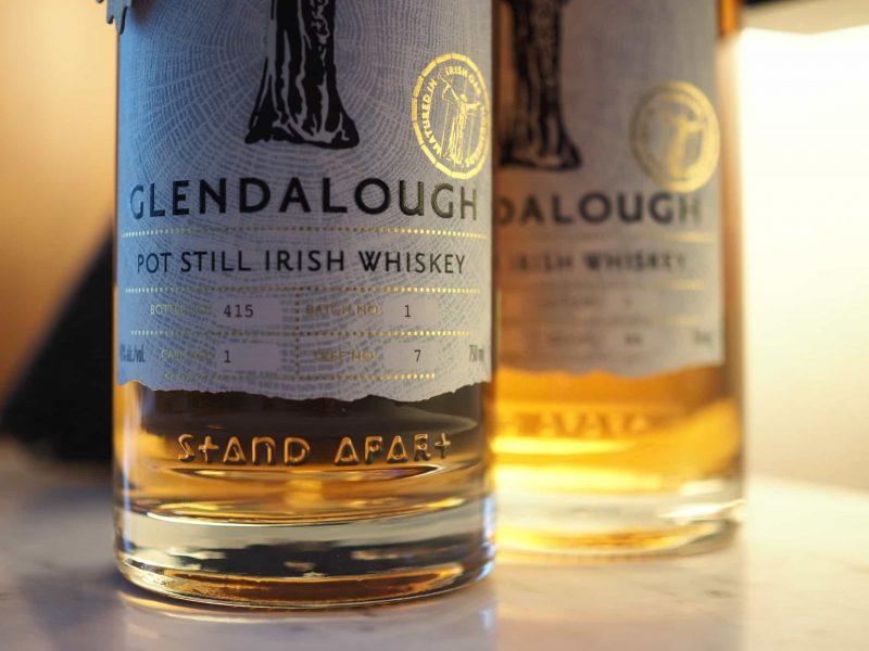 Glendalough Pot Still Irish Whiskey Batch 1 Tree 7