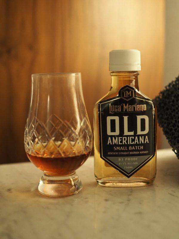 Luca Mariano Old Americana Bourbon