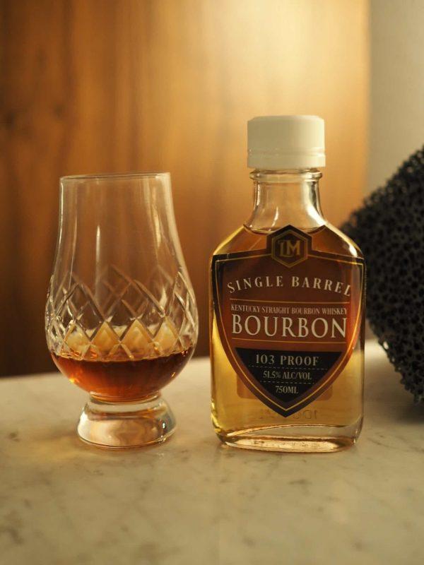 Luca Mariano Single Barrel Bourbon