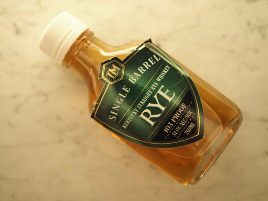 Luca Mariano Single Barrel Rye Whiskey