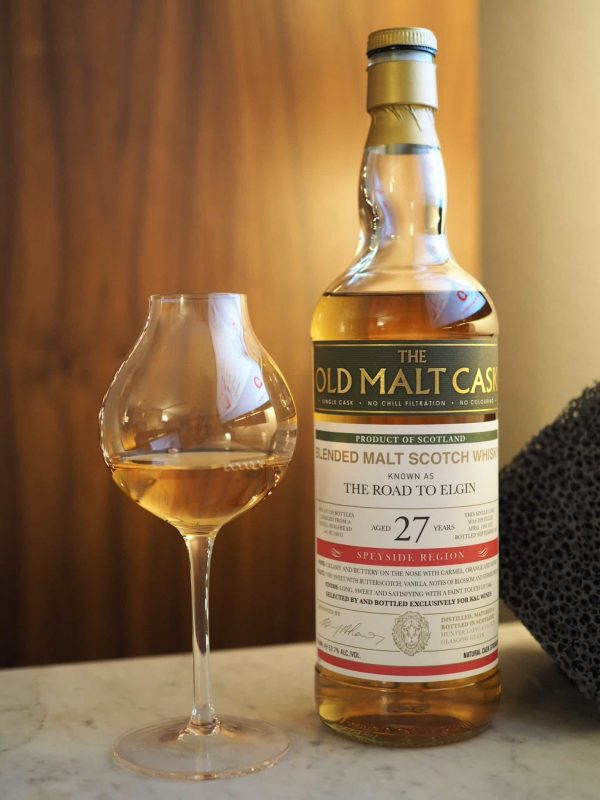Old Malt Cask The Road To Elgin 27 Year Old
