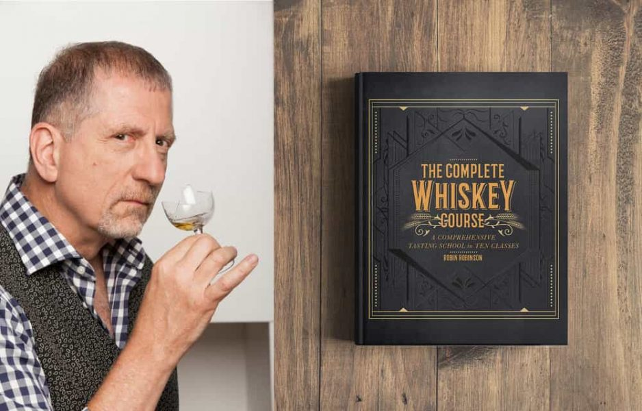 obin Robinson - The Complete Whiskey Course