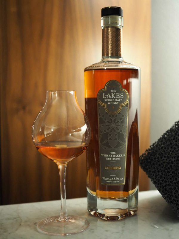 The Lakes Whiskymaker's Editions Colheita