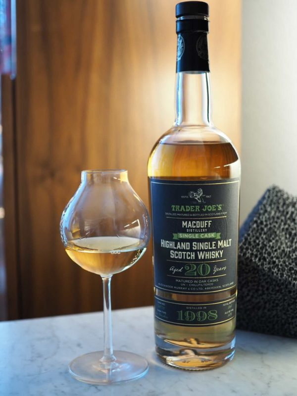 Trader Joe's Macduff 20 Year Old Single Cask Whisky
