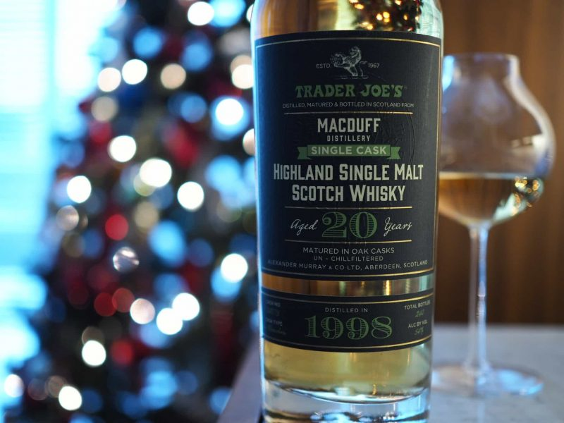 Trader Joe's Macduff 20 Year Old Single Cask