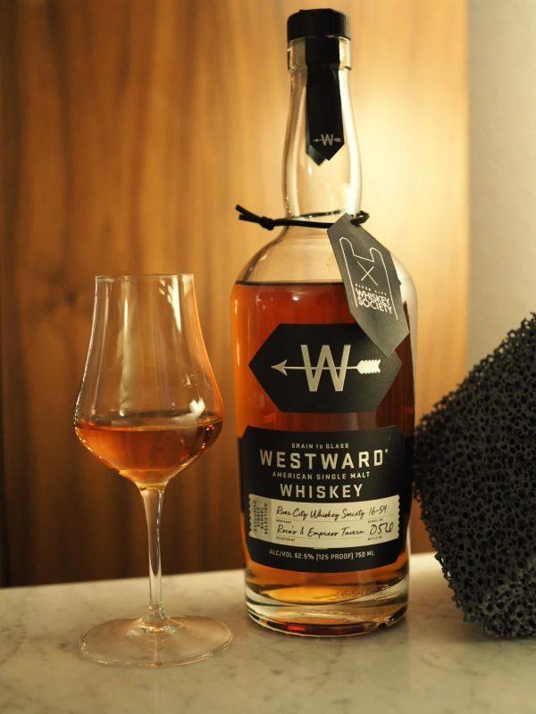 Westward Single Barrel - River City Whiskey Society