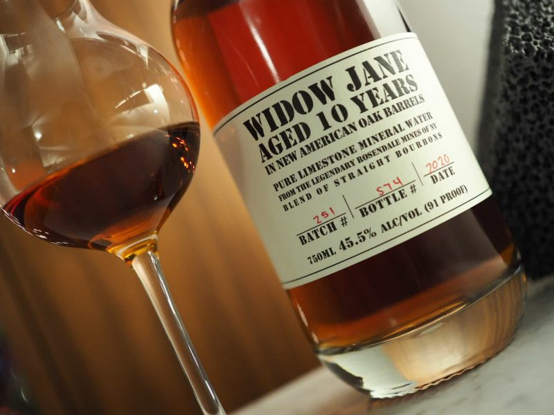 Widow Jane 10 Year Old Bourbon