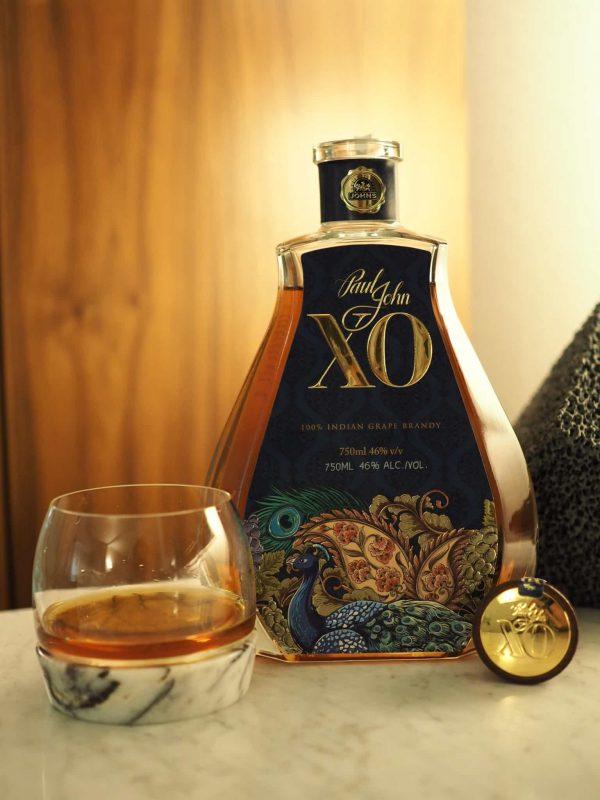 Paul John XO Indian Grape Brandy