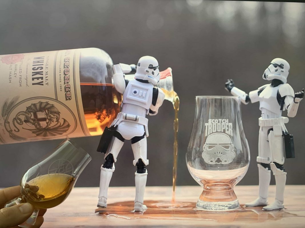 """Featured image for """"Parting Dram With Scotch Trooper"""""""