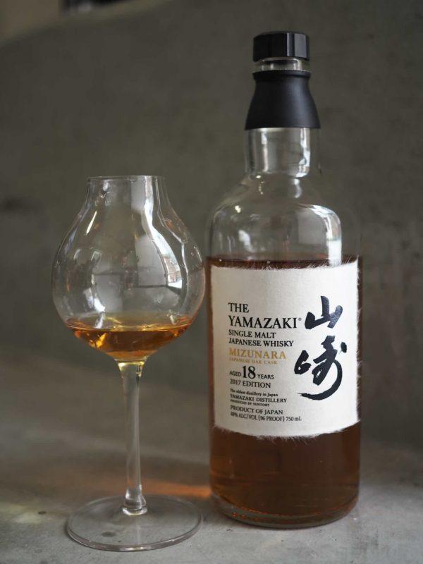 Yamazaki 18 Mizunara Cask 2017 Edition